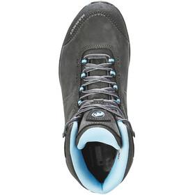 Mammut Nova III Mid GTX Shoes Women graphite-whisper